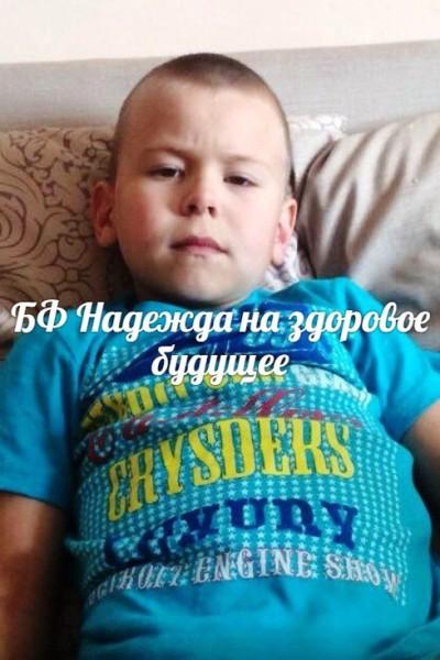Егорка Черебеев, 6 лет (г. Краснодар)